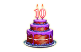 Gift 10th birthday cake.png
